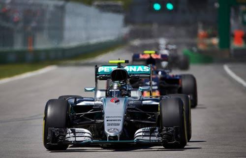 """F1, Malaysian GP 2016: Song đấu quyết """"ăn thua đủ"""" - 1"""