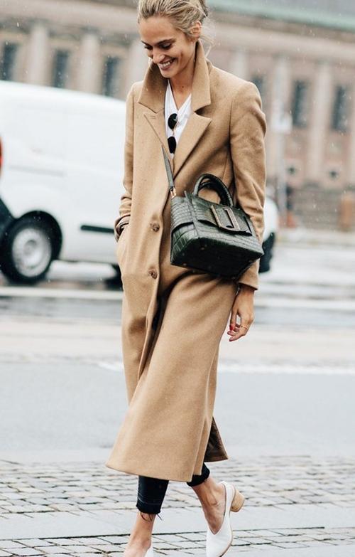 5 kiểu áo khoác sắm một lần, mặc cả đời - 3