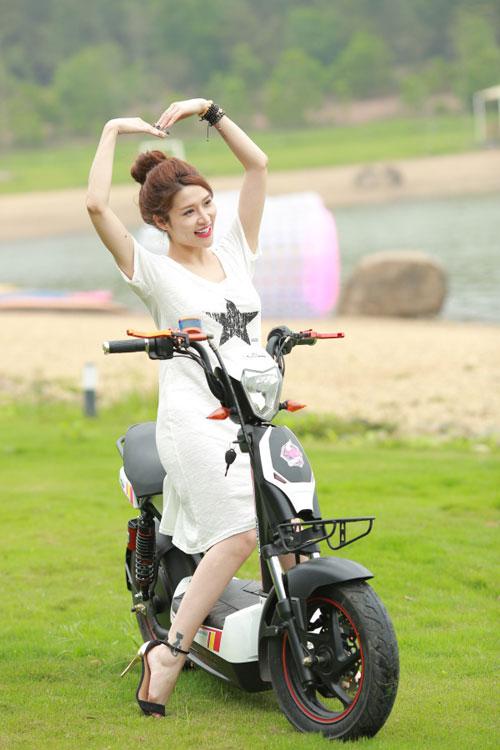"""Lý giải sức hút khó cưỡng của xe điện """"xịn"""" HKbike - 3"""