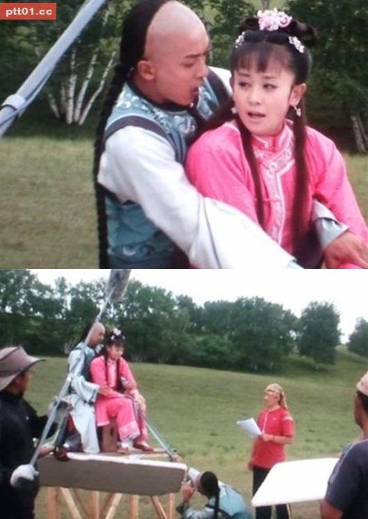 """Phì cười với cảnh cưỡi ngựa """"rỏm"""" trên trường quay Trung Quốc - 10"""