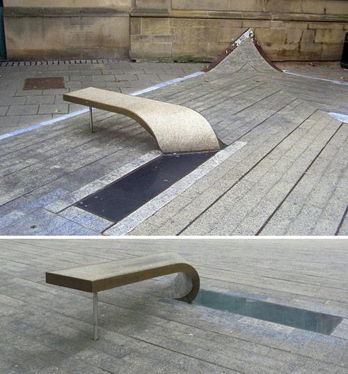 Những chiếc ghế độc nhất vô nhị trên thế giới - 1