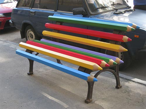 Những chiếc ghế độc nhất vô nhị trên thế giới - 7