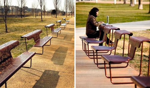 Những chiếc ghế độc nhất vô nhị trên thế giới - 12