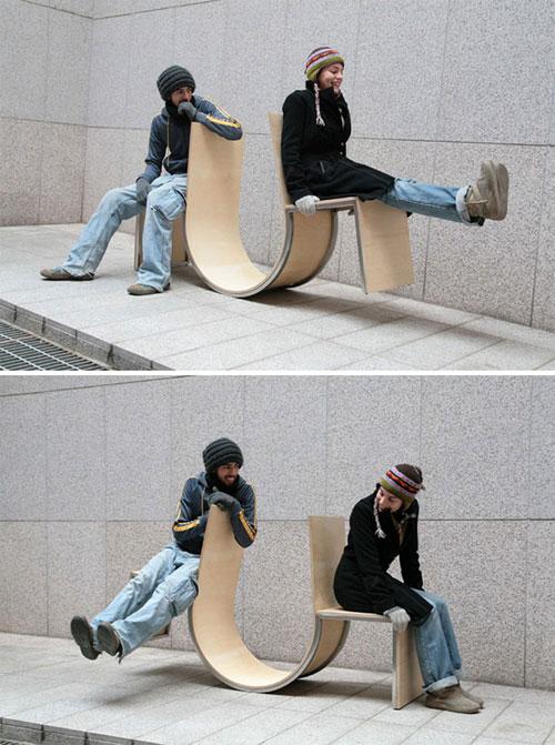 Những chiếc ghế độc nhất vô nhị trên thế giới - 13