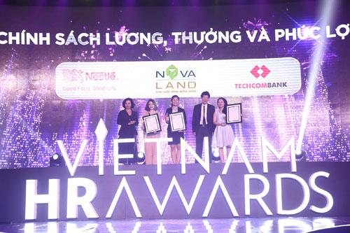 Novaland đoạt 03 giải thưởng cho 03 hạng mục tại Việt Nam HR Awards 2016 - 1