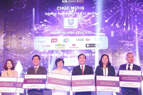 Novaland đoạt 03 giải thưởng cho 03 hạng mục tại Việt Nam HR Awards 2016 - 3