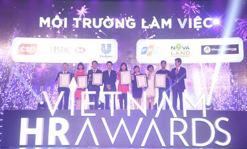 Novaland đoạt 03 giải thưởng cho 03 hạng mục tại Việt Nam HR Awards 2016 - 5