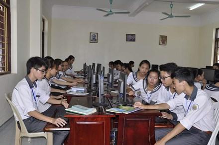Đề xuất học sinh vào đội tuyển quốc gia được tuyển thẳng ĐH - 1