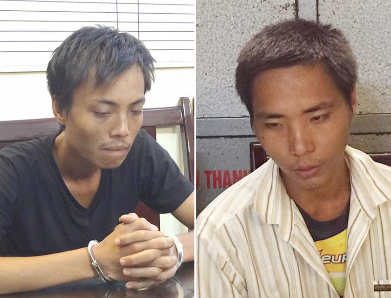 HN: Nữ sinh bị cướp dùng kéo đâm liên tiếp vào ngực - 1