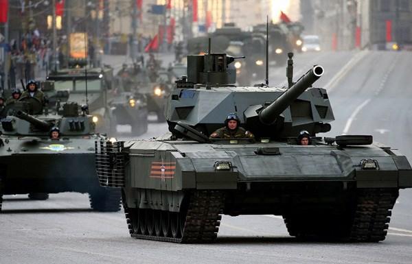 Siêu áo giáp T-14 Armata khiến xe tăng Mỹ, NATO vô dụng - 3