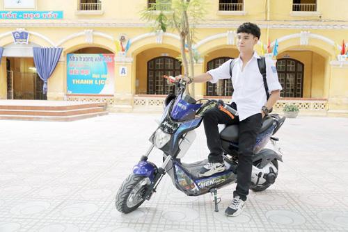 Chiêm ngưỡng vẻ đẹp của HKbike X-men Plus 2016 mê hoặc giới trẻ Việt - 4