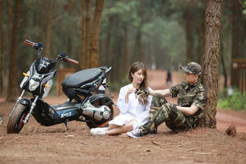 Chiêm ngưỡng vẻ đẹp của HKbike X-men Plus 2016 mê hoặc giới trẻ Việt - 7