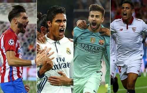 Champions League: Barca, Real và sự áp đảo của La Liga - 1