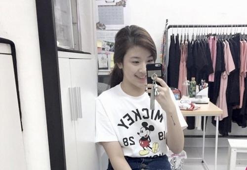 """Em gái Wanbi Tuấn Anh ngày càng đẹp """"xuất sắc"""" - 11"""