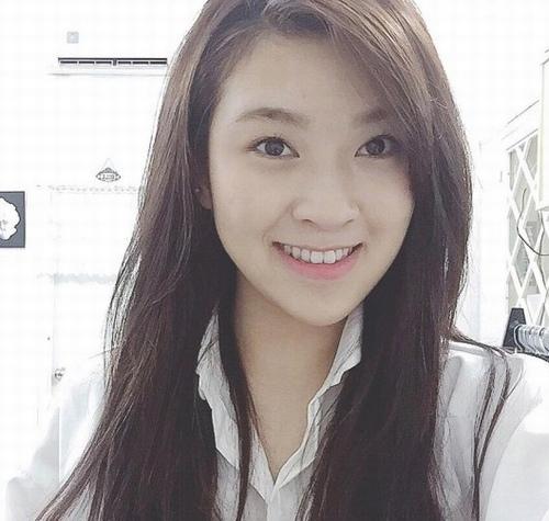 """Em gái Wanbi Tuấn Anh ngày càng đẹp """"xuất sắc"""" - 3"""