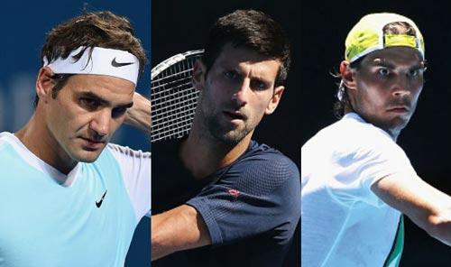 "Tennis 2016: Từ Federer đến Serena, huyền thoại ""sa cơ"" - 1"