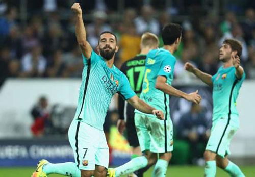 Barca: Turan còn hơn cả lấp chỗ trống cho Messi - 1