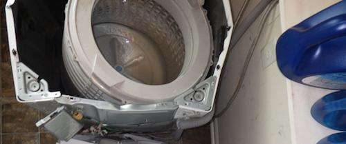 Sau Note7 đến máy giặt Samsung phát nổ - 1