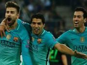 """Bóng đá - Enrique: """"M'Gladbach đá hay nhưng Barca thắng xứng đáng"""""""