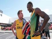 Thể thao - Phì cười Bolt đua 100m với ngôi sao hài Hollywood