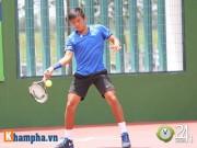Thể thao - Hạ tay vợt dưới cơ, Hoàng Nam vào tứ kết F6 Việt Nam