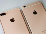 Video so sánh nhanh iPhone 7 Plus và iPhone 6s Plus