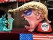 """Những biệt danh """"oái oăm"""" dân Trung Quốc đặt cho Trump"""