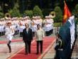Ảnh: Lễ đón chính thức Tổng thống Philippines thăm VN