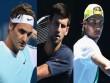 "Tennis 2016: Từ Federer đến Serena, huyền thoại ""sa cơ"""