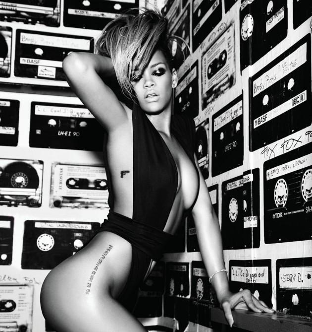 Bí mật hình thể 3 vòng sexy 87-61-92 cm của Rihanna - 2