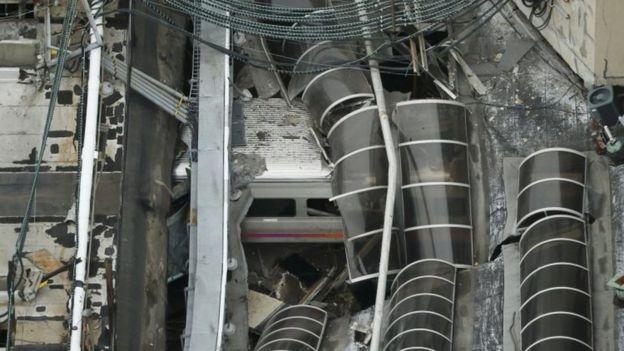 Tàu tốc độ cao đâm nhà ga ở Mỹ, hơn 100 người bị thương - 1