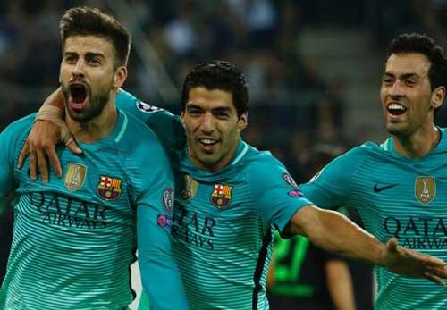 """Liga trước vòng 7: """"Nước đã đến chân"""" Real - 2"""