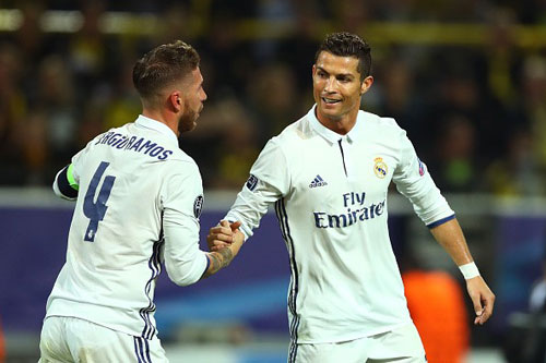"""Liga trước vòng 7: """"Nước đã đến chân"""" Real - 1"""
