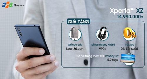 Lý do bạn nên đổi ngay chiếc điện thoại đang dùng sang Xperia XZ - 2