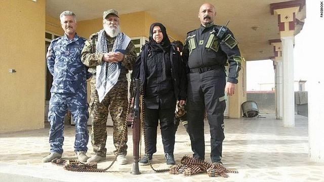 Góa phụ chuyên chặt đầu, thiêu xác khủng bố IS ở Iraq - 3