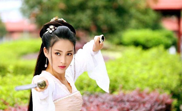 Điều ít biết về vai dâm phụ trong sáng nhất của Tân Thủy Hử - 6