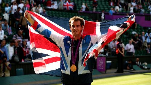 Murray được vinh danh đặc biệt ở quê nhà Scotland - 1