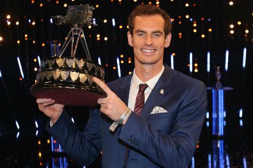Murray được vinh danh đặc biệt ở quê nhà Scotland - 2
