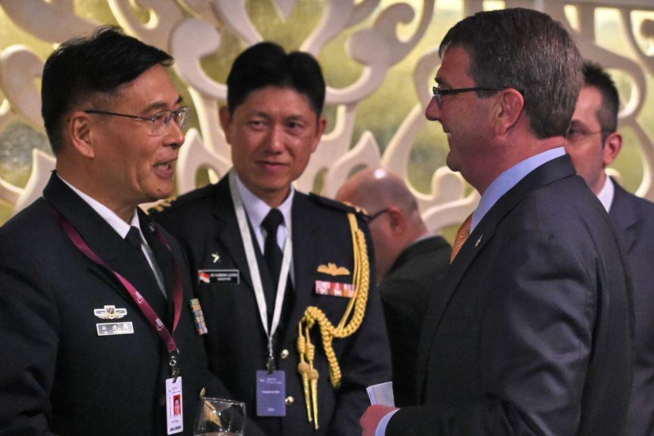 """Quân đội Mỹ bị buộc phải """"dịu giọng"""" với Trung Quốc - 1"""