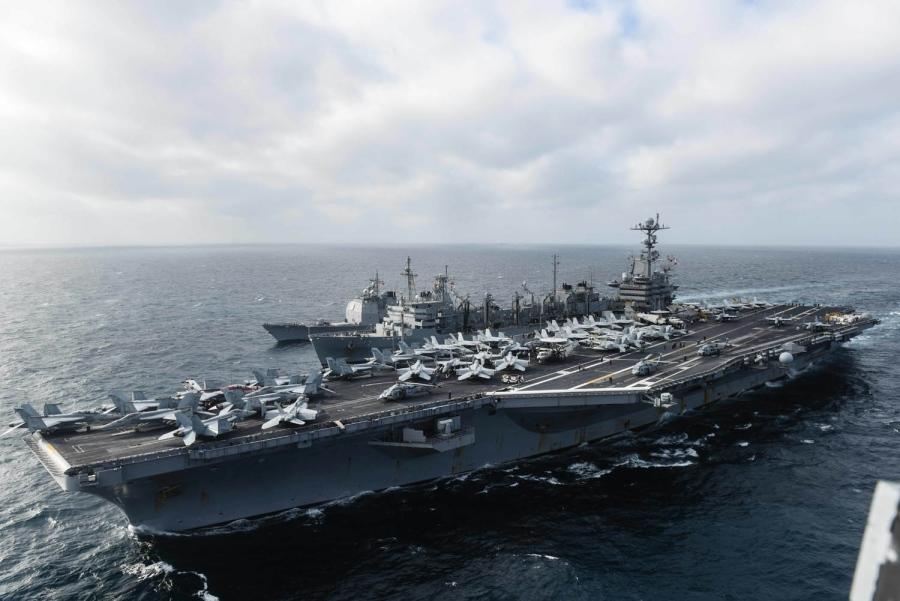 """Quân đội Mỹ bị buộc phải """"dịu giọng"""" với Trung Quốc - 2"""
