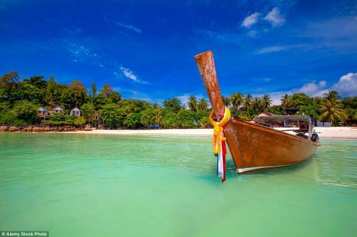 """Sự thật gây sốc ở bãi biển """"Maldives của Thái Lan"""" - 1"""