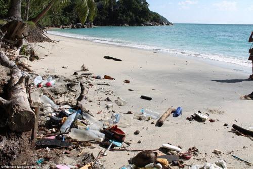 """Sự thật gây sốc ở bãi biển """"Maldives của Thái Lan"""" - 5"""