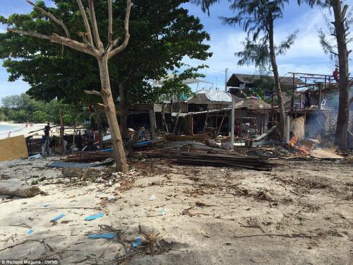 """Sự thật gây sốc ở bãi biển """"Maldives của Thái Lan"""" - 8"""