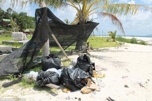 """Sự thật gây sốc ở bãi biển """"Maldives của Thái Lan"""" - 11"""