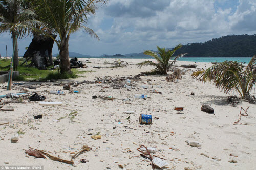"""Sự thật gây sốc ở bãi biển """"Maldives của Thái Lan"""" - 12"""