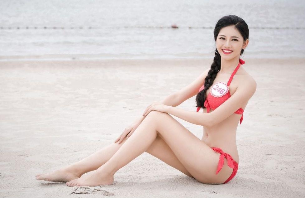 """Bộ phận """"đắt giá"""" nhất trên cơ thể hoa - á hậu Việt - 10"""