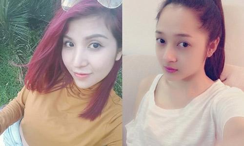 Ngưỡng mộ vẻ đẹp 2 bạn gái tin đồn của Hồ Quang Hiếu - 4