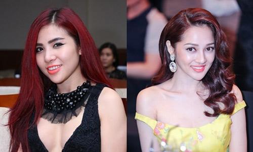 Ngưỡng mộ vẻ đẹp 2 bạn gái tin đồn của Hồ Quang Hiếu - 1