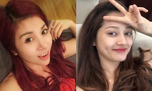 Ngưỡng mộ vẻ đẹp 2 bạn gái tin đồn của Hồ Quang Hiếu - 2