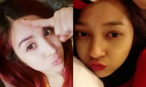 Ngưỡng mộ vẻ đẹp 2 bạn gái tin đồn của Hồ Quang Hiếu - 3
